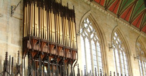 Organ Recital – Jonathan Eyre (The Old Naval College, Greenwich) featured image