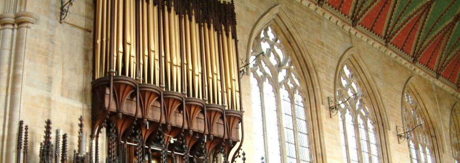Organ : Chancel