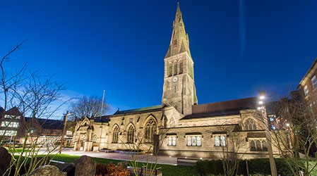 Parish Pilgrimage to Leicester Cathedral featured image