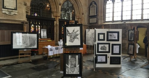 Mortimer Art Exhibition & Sale featured image