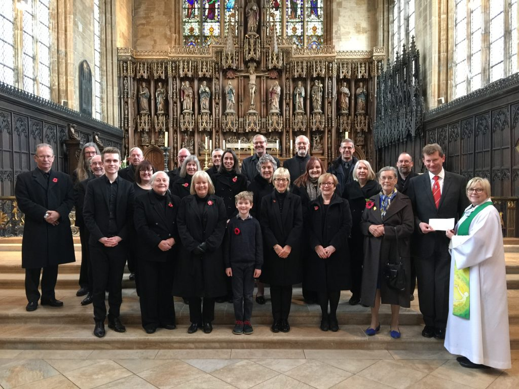 Friends of Cathedral Music