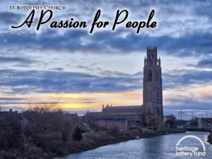 A Passion for People - Presentation Slide