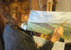 Exhibition and Sale of Ann Kilroy's Artwork featured image