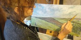 Local Artist Exhibition – Ann Kilroy featured image