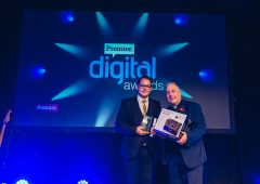 Parish of Boston wins at the 11th Annual Digital Premier Awards featured image