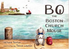 Bo The Boston Church Mouse – Book Launch featured image