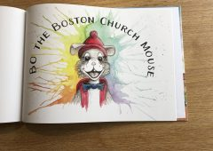 Bo the Boston Church Mouse reaches communities in London featured image