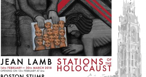 Jean Lamb's Stations of Holocaust featured image