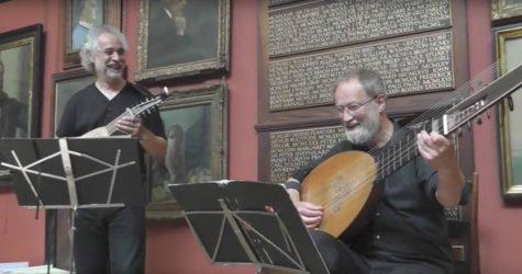 Lunchtime Concert: Duo Piccolo e Grande featured image