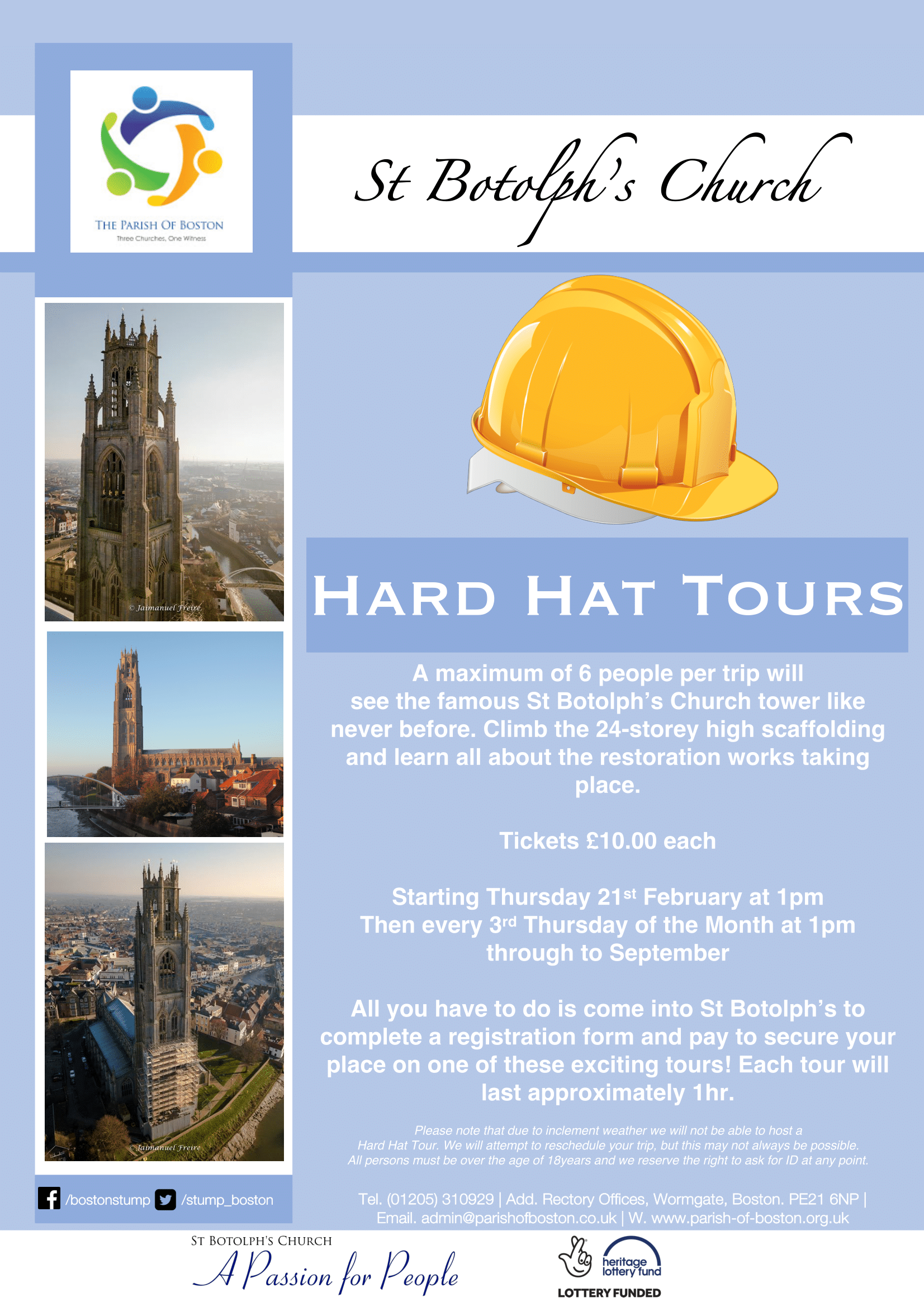 75400b15df6 Hard Hat Tours!Latest news from the Parish of Boston
