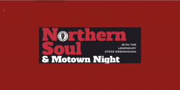 Northern Soul & Motown Night with Steve Greenhough featured image
